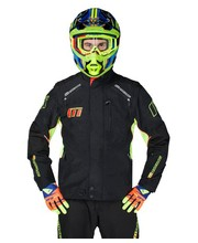 M-Racing Attack Jacket endurotakki