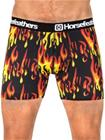 Horsefeathers Sidney Boxershorts flames Miehet