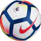 Nike Jalkapallo Ordem V Premier League - Valkoinen/Navy/Punainen