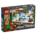 LEGO® City, 60155, Adventskalender