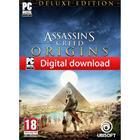 Assassin's Creed Origins - Deluxe Edition, PC -peli
