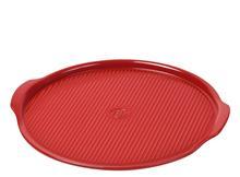 Emile Henry Pizzakivi 32 cm Punainen