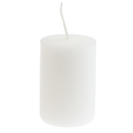 House Doctor Kynttilä 6 cm Valkoinen