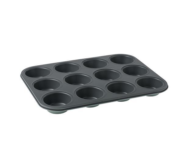 Jamie Oliver Muffinssivuoka 12 kpl Mintunvihreä