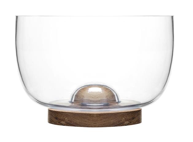 Sagaform Oval Oak, tarjoilukulho 22,5 cm