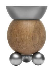 Sagaform Oval Oak, kynttilänjalka
