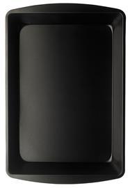 GastroMax Lasangevuoka Suorakulmainen 36x25 cm 3.0 L Musta