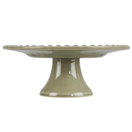 PotteryJo Daisy Kakkuvati 22 cm Armeijanvihreä