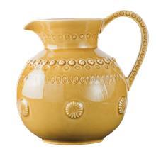 PotteryJo Daisy Kannu 1.8 L Sinapinkeltainen