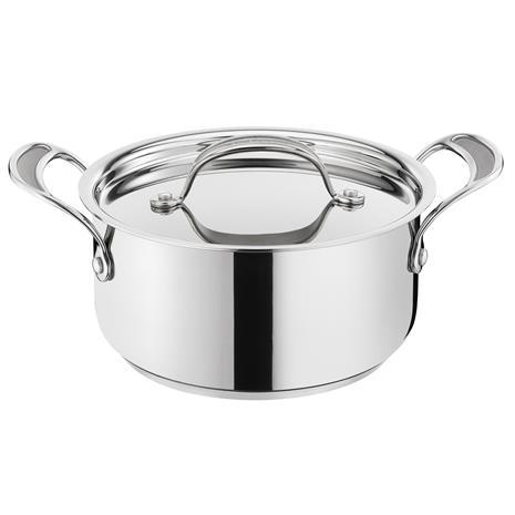 Tefal Jamie Oliver Stainless Steel Kattila 3 L 20 cm Ruostumaton Teräs