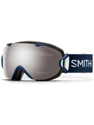 Smith I/Os Navy Micro Floral (+Bonus Lens) sun platinum mirror+storm Naiset