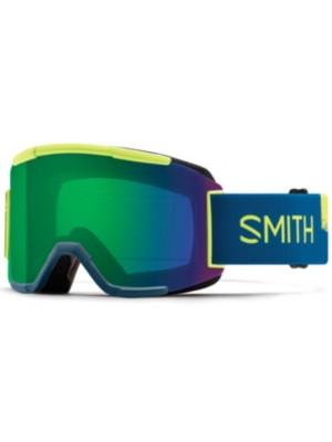 Smith Squad Acid Resin (+Bonus Lens) everyday green mirror+8s Miehet