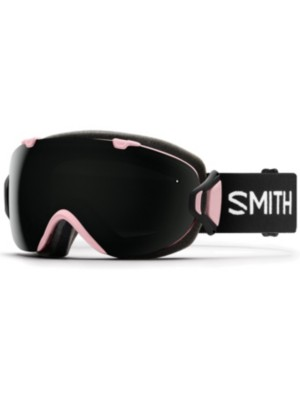 Smith I/Os Monaco (+Bonus Lens) sun black+storm rose flas Naiset
