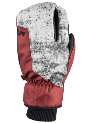 Rome Foreman Trigger Mittens oxblood Miehet