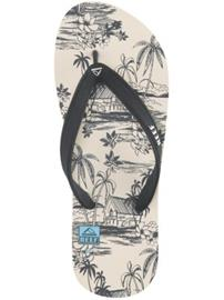 Reef Switchfoot Printed Sandals tan palm Miehet