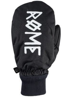 Rome Team Mittens black Miehet
