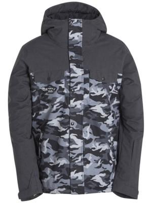 Billabong Beam Jacket black camo Miehet