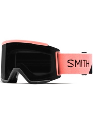 Smith Squad Xl Sunburst Split (+Bonus Lens) sun black+storm rose flas Miehet
