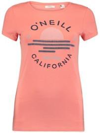 O'Neill Sunset Logo T-Shirt lantana Naiset