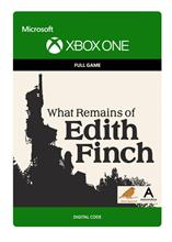 What Remains of Edith Finch, Xbox One -peli