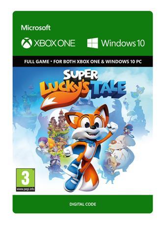 Super Lucky's Tale, PC -peli