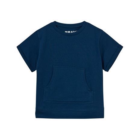 Raw Tee Hood Blue80/86 cm