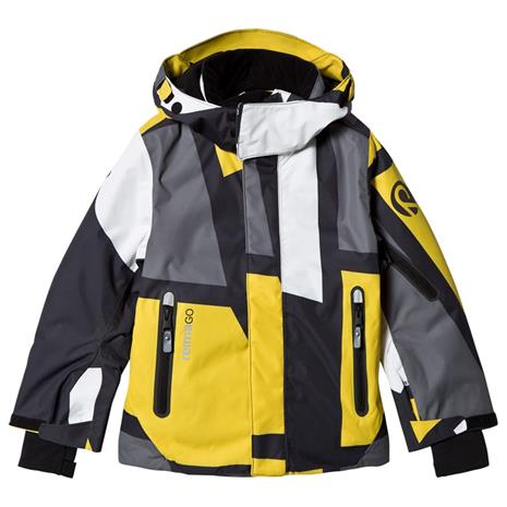Reimatec® Winter Jacket, Wheeler Yellow104 cm