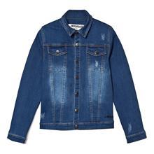 Denim Girl Jacket Stonewashed Blue80/86 cm