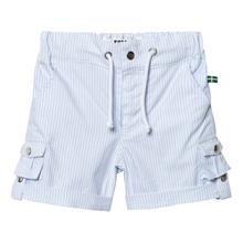 Khaki Shorts Thin Blue Stripe Classic80/86 cm