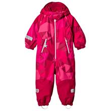 Reimatec® Kiddo Winter Overall Snowy Berry92 cm