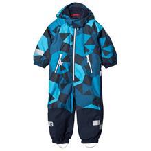 Reimatec® Kiddo Winter Overall Snowy Blue98 cm