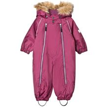 Suit Snowbaggie With Detachable Hood Amaranth80 cm