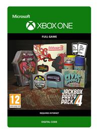 The Jackbox Party Pack 4, Xbox One -peli