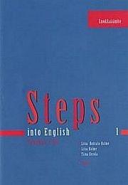 Steps Into English 1 Opettajan CD, kirja
