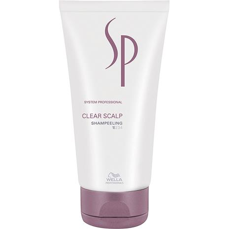 Wella System Professional - SP Clear Scalp Shampeeling 150 ml