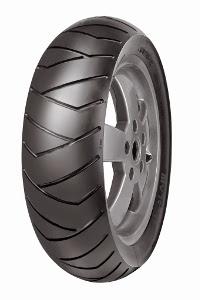 Mitas MC16 ( 110/90-12 TL 64P etupyörä, takapyörä )