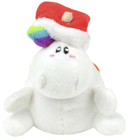 """Chubby Unicorn"""" """"Magnet Weihnachts Pummeleinhorn mit Mä¼tze und Keksstern"""