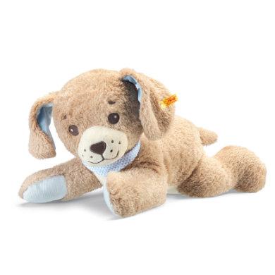 STEIFF Hyvää-yötä-koira makaava beige, 48 cm