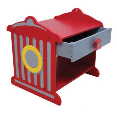 KidKraft® Lasten yöpöytä, palokunta