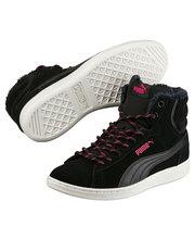 Puma Vikky Mid Corduroy naisten vapaa-ajan kengät