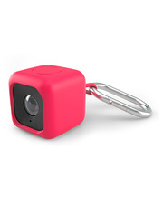 Polaroid Cube Red Bumper Case kotelo