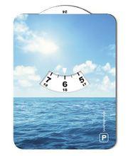 Meri 029 kuvallinen parkkikiekko