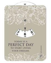 Perfect Day 083 kuvallinen parkkikiekko