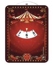 Sirkus 023 kuvallinen parkkikiekko