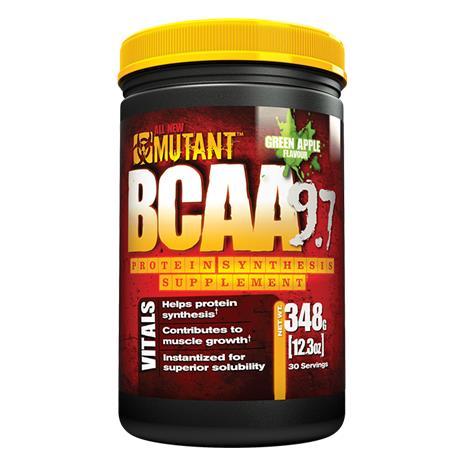 Mutant BCAA 9.7, 30 servings, Roadside Lemonade