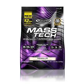 MuscleTech Mass-Tech Performance, 3,18 kg