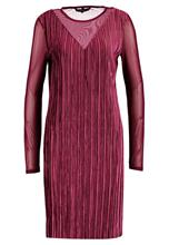 Vero Moda VMBIANCA Vapaaajan mekko zinfandel