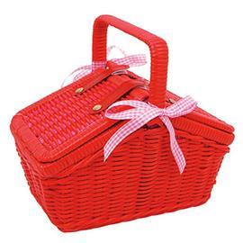 small foot® Piknik-kori punainen