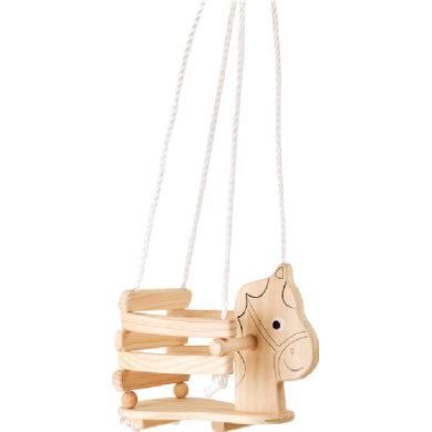 SMALL FOOT DESIGN Lastenkeinu puinen Hevonen