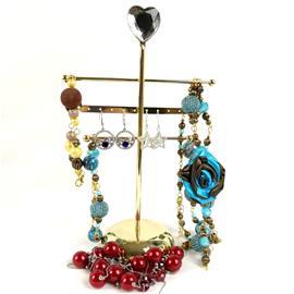 Display för halsband armband och örhängen